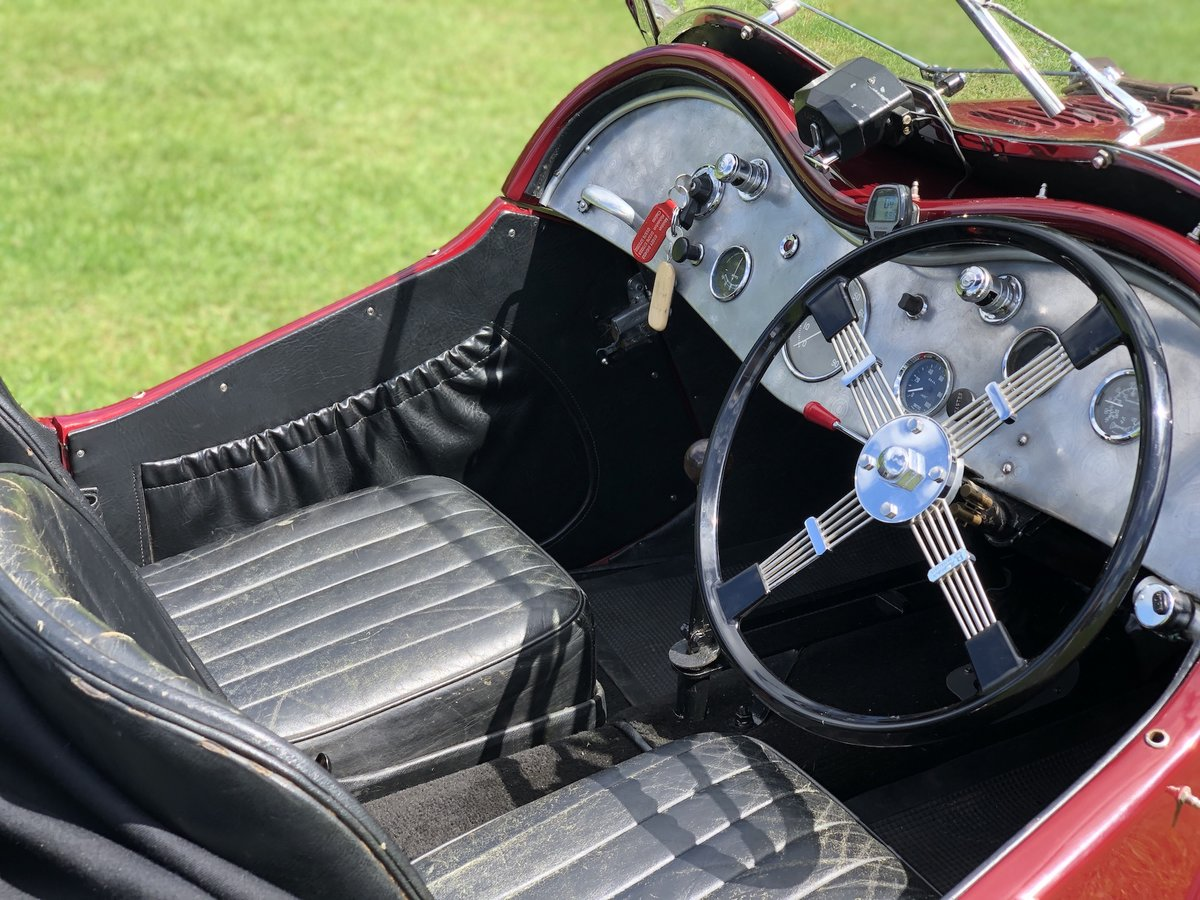 1934 Austin 7 Arrow Competition '65' For Sale (picture 4 of 24)