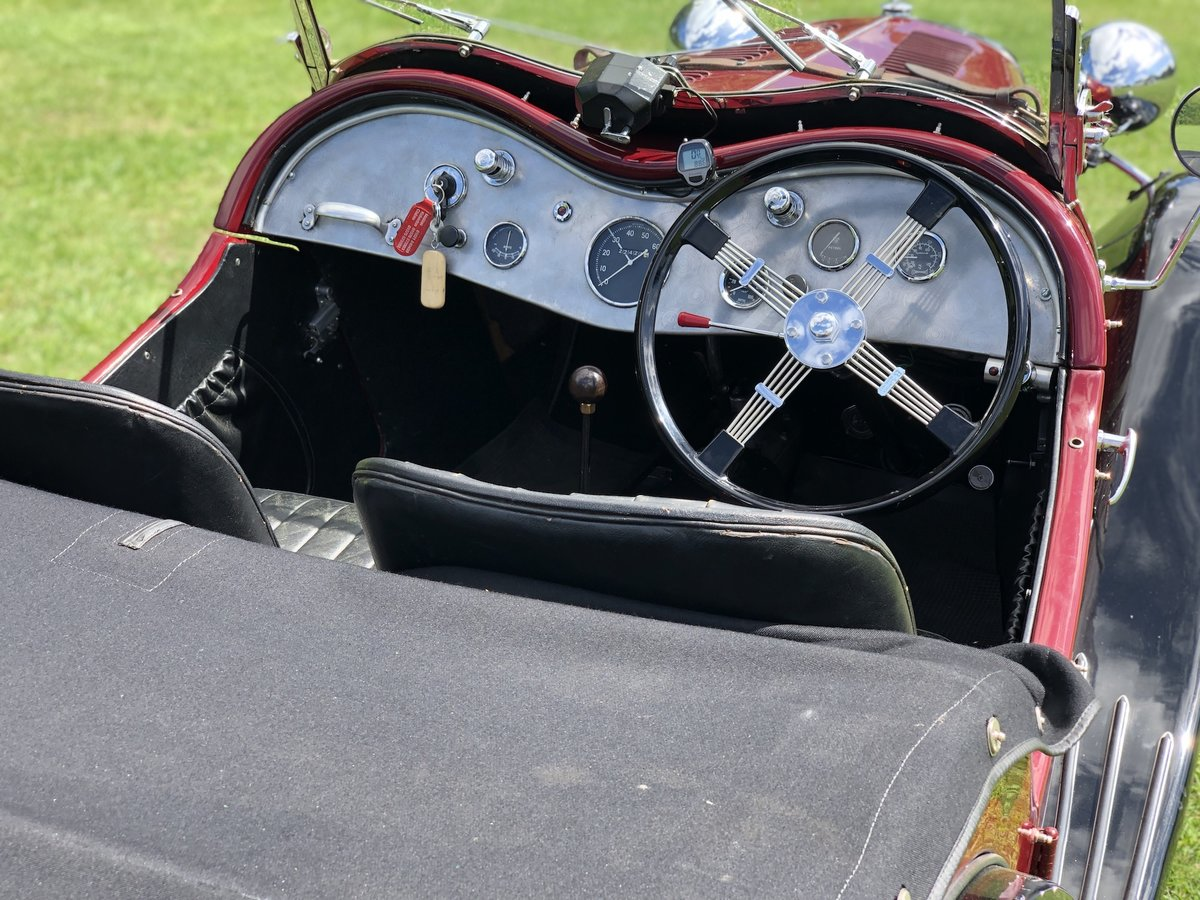 1934 Austin 7 Arrow Competition '65' For Sale (picture 6 of 24)