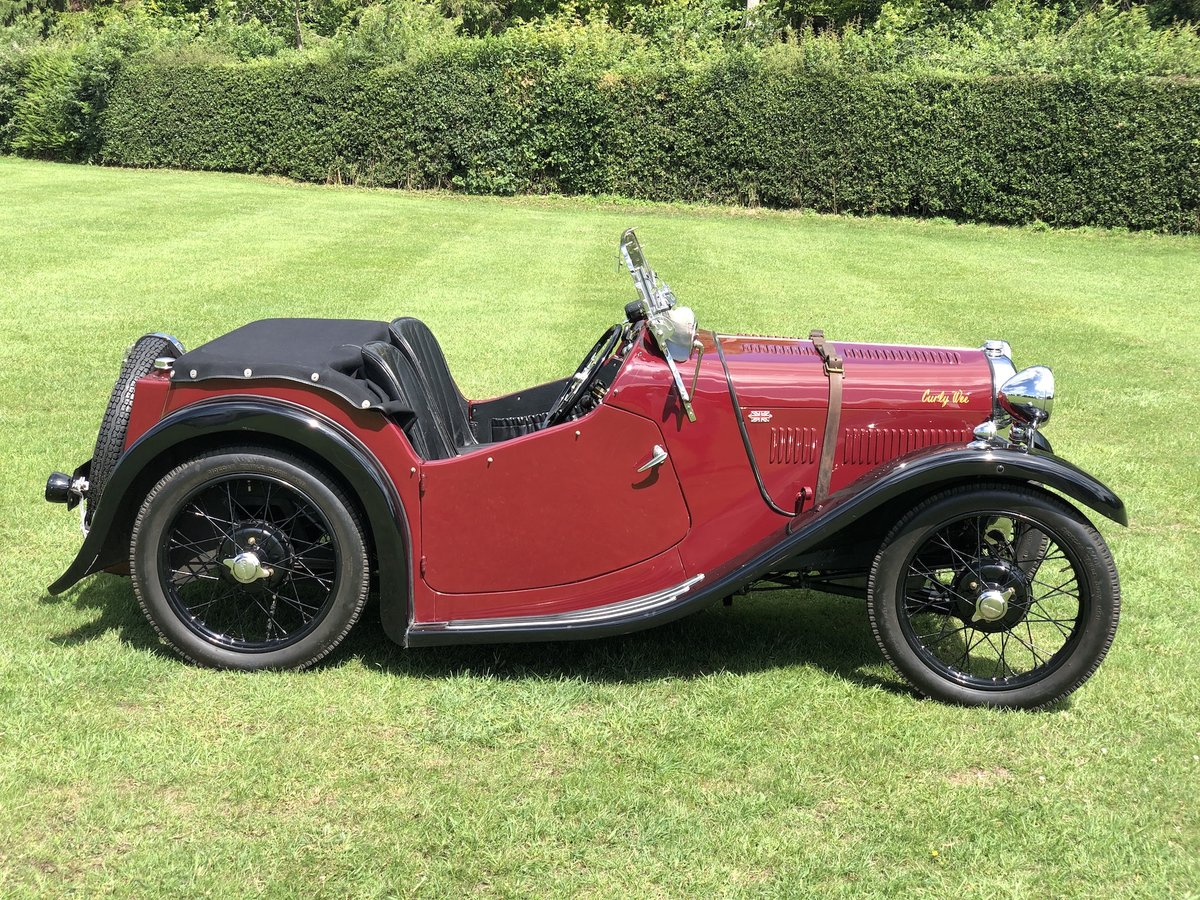 1934 Austin 7 Arrow Competition '65' For Sale (picture 7 of 24)