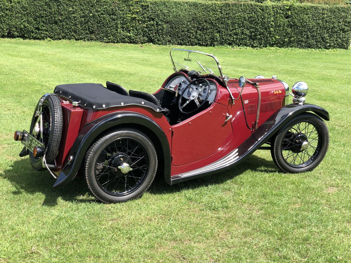 1934 Austin 7 Arrow Competition '65' For Sale (picture 9 of 24)