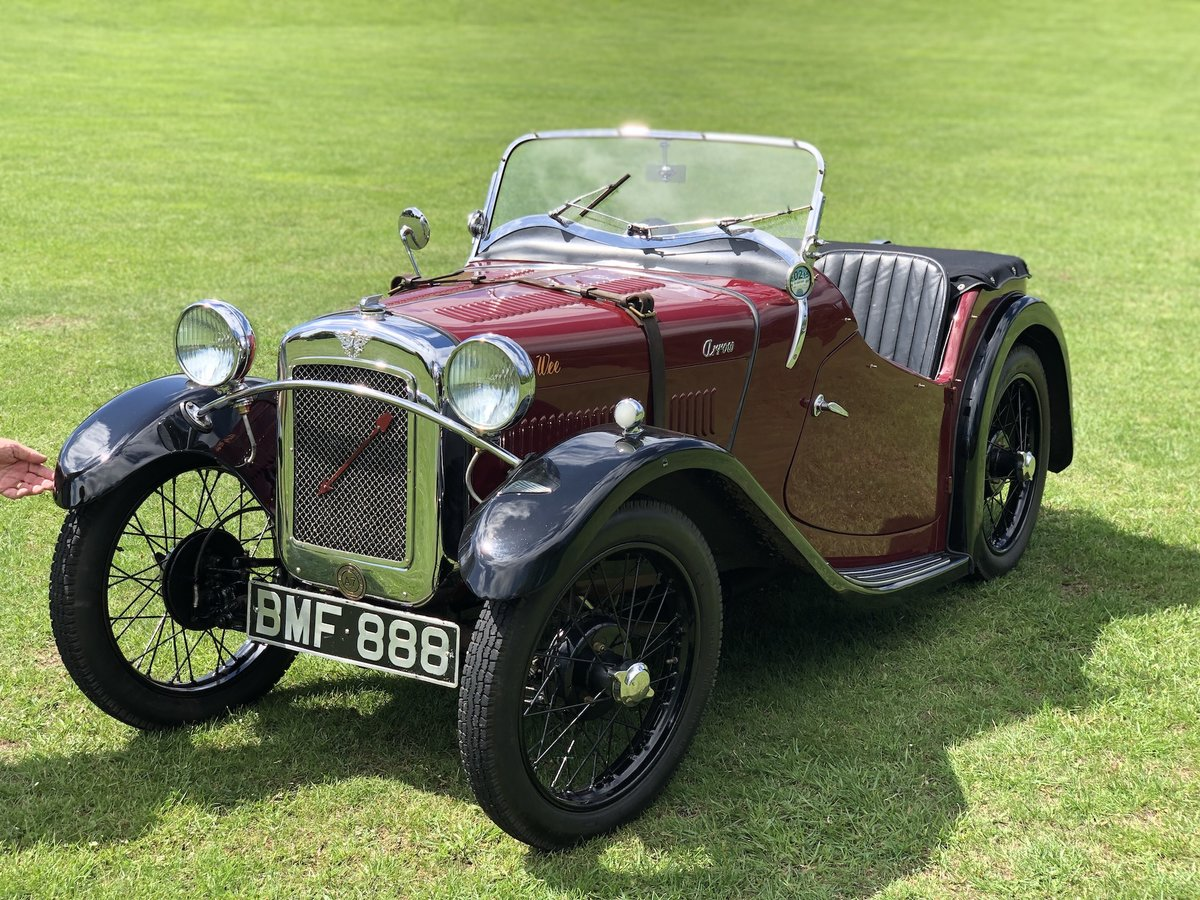 1934 Austin 7 Arrow Competition '65' For Sale (picture 10 of 24)
