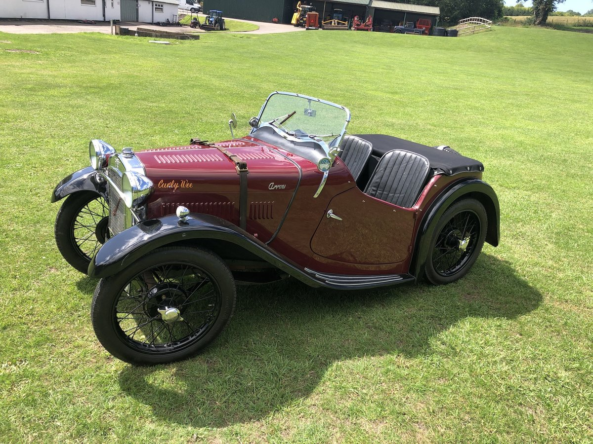 1934 Austin 7 Arrow Competition '65' For Sale (picture 13 of 24)