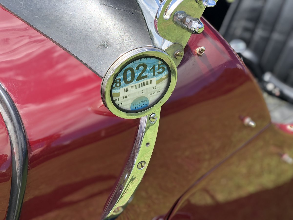 1934 Austin 7 Arrow Competition '65' For Sale (picture 16 of 24)