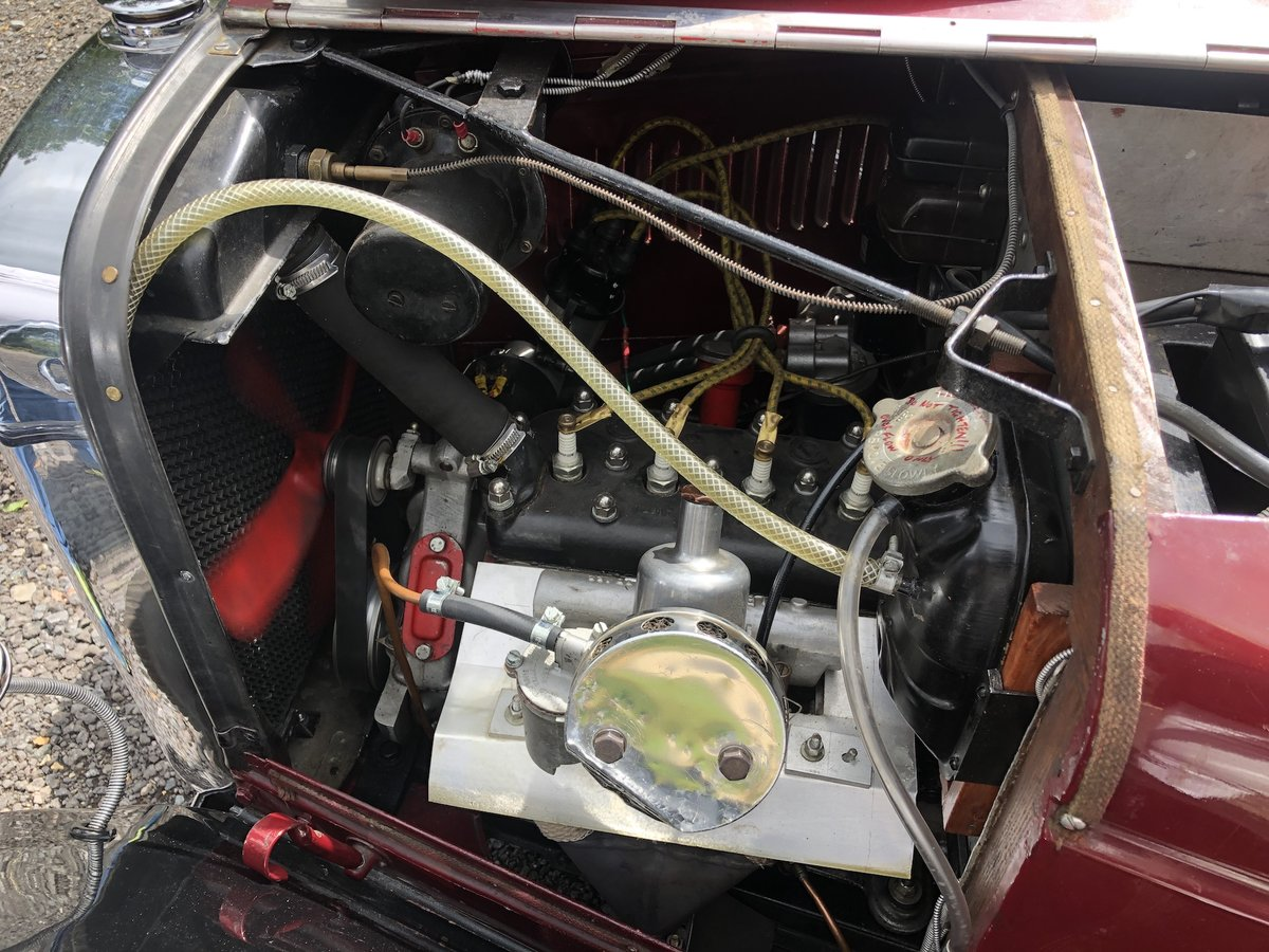 1934 Austin 7 Arrow Competition '65' For Sale (picture 17 of 24)
