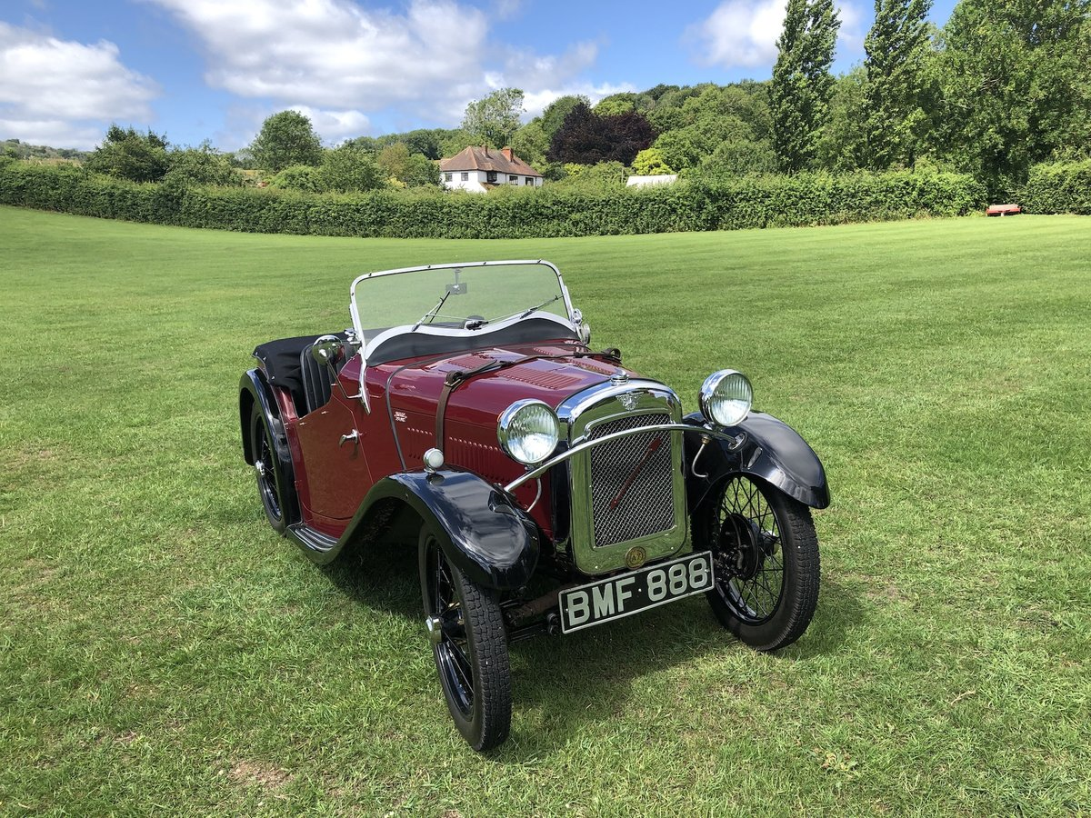 1934 Austin 7 Arrow Competition '65' For Sale (picture 21 of 24)