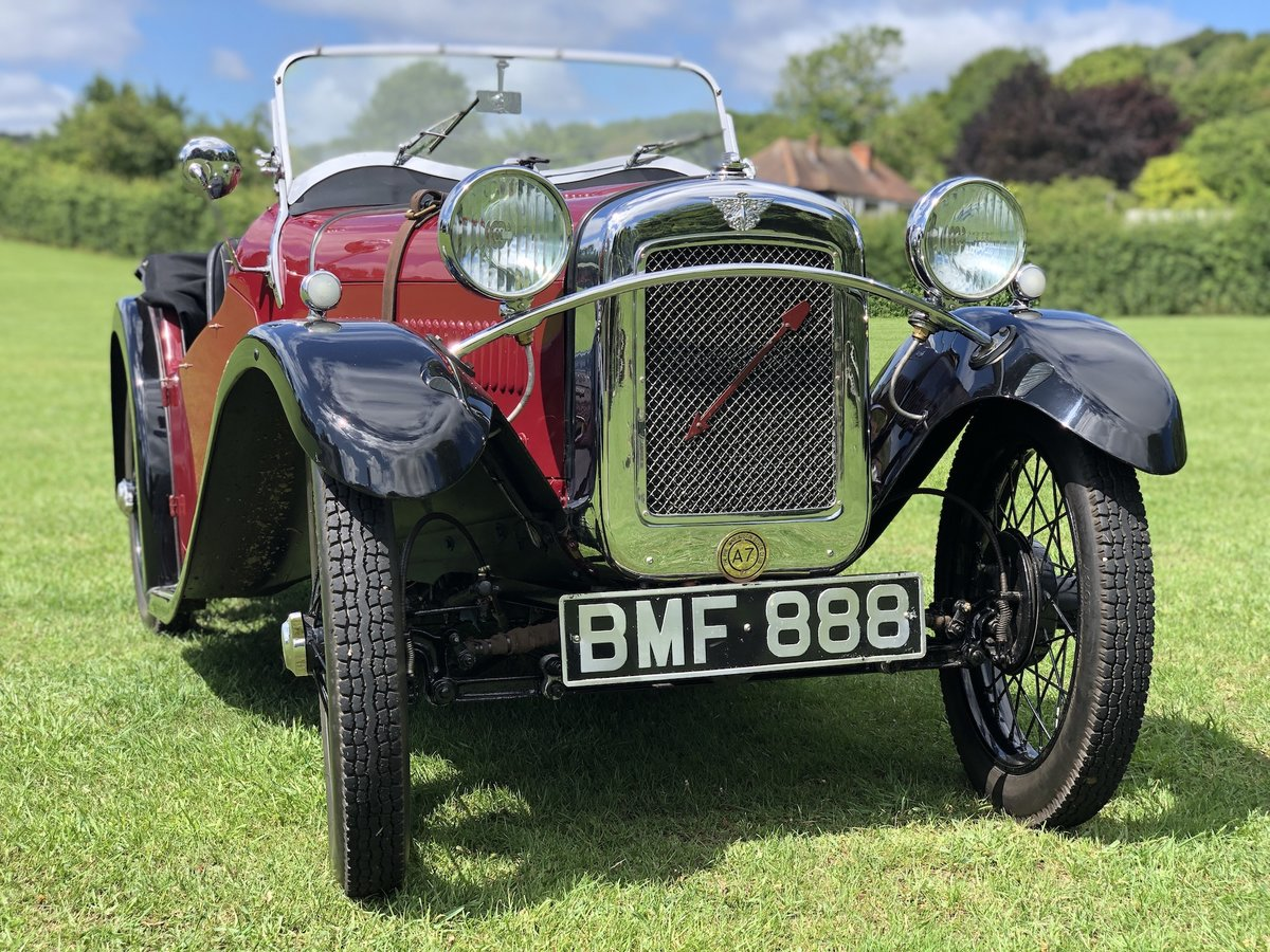 1934 Austin 7 Arrow Competition '65' For Sale (picture 1 of 24)