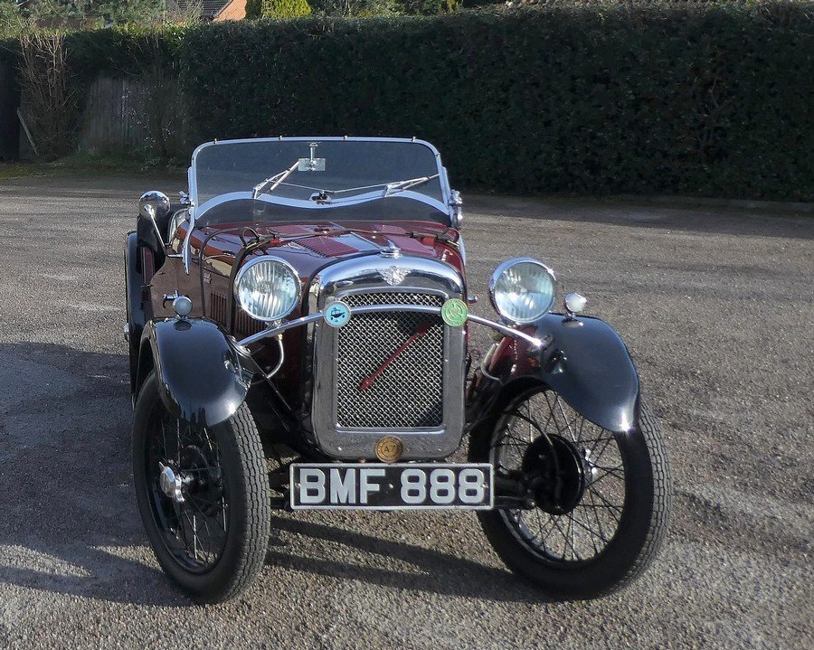 1934 Austin 7 Arrow Competition '65' For Sale (picture 23 of 24)
