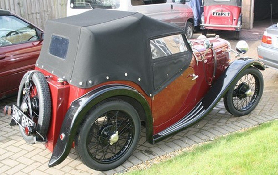 1934 Austin 7 Arrow Competition '65' For Sale (picture 24 of 24)