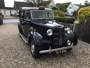 1957 AUSTIN FX3 TAXI FOR SALE For Sale