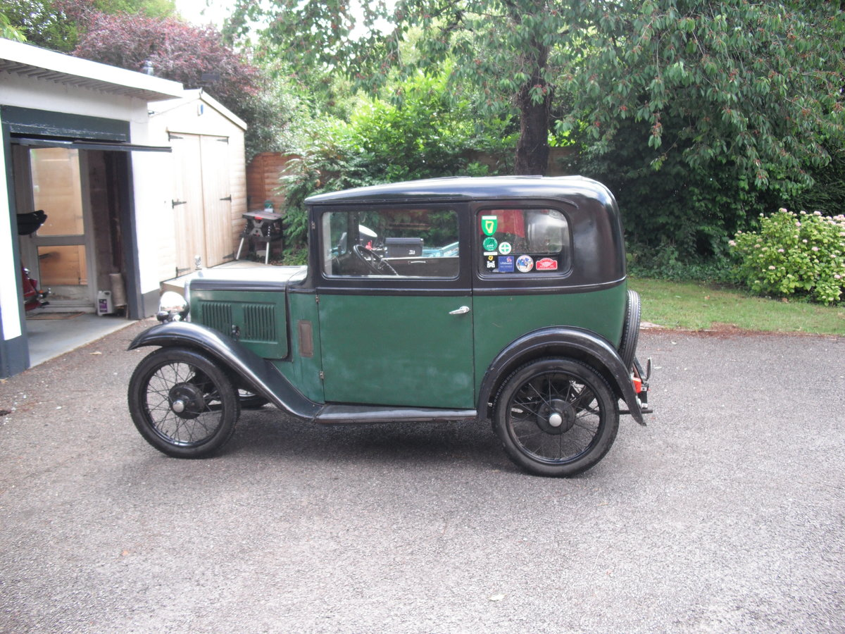 1931 Austin Seven RN SOLD (picture 2 of 6)