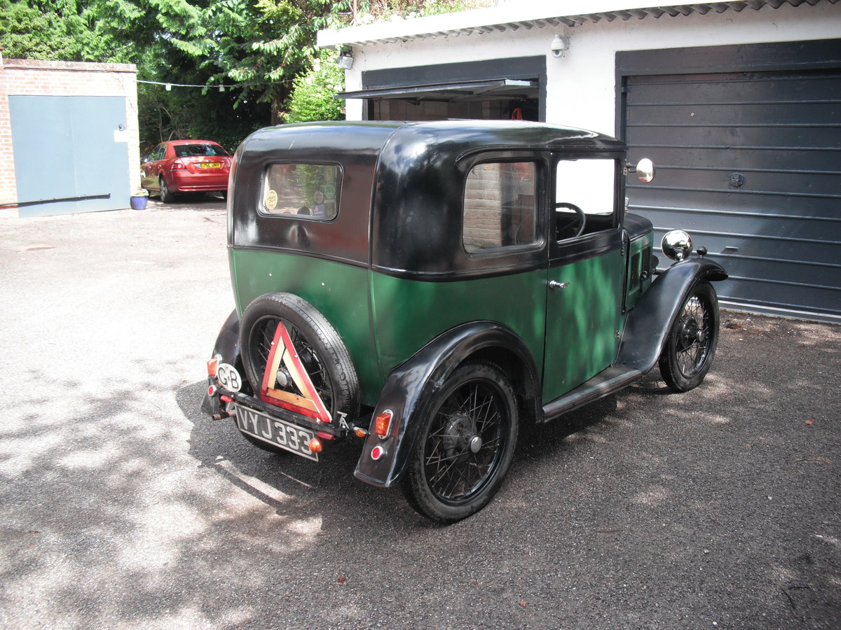 1931 Austin Seven RN SOLD (picture 4 of 6)