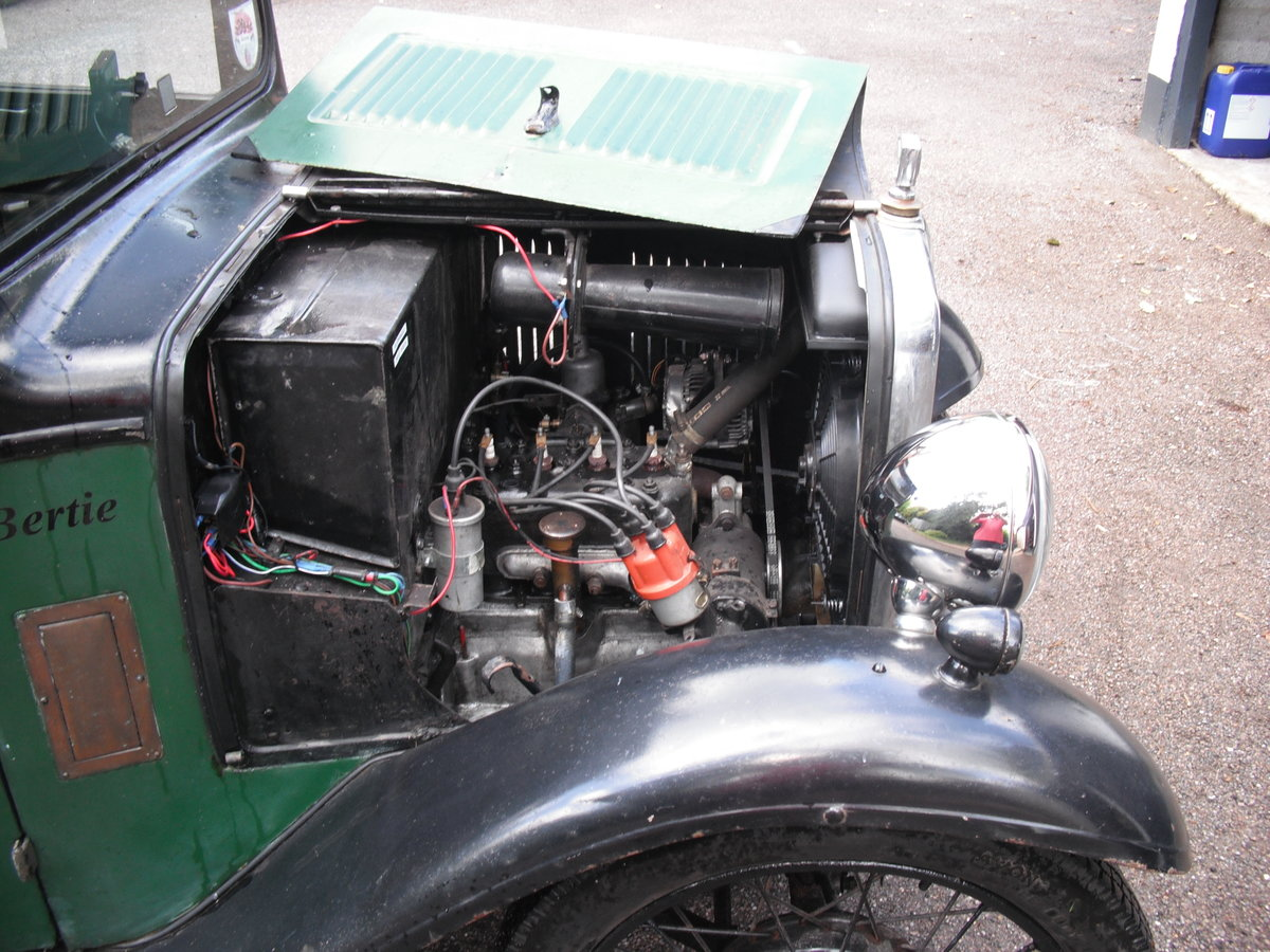 1931 Austin Seven RN SOLD (picture 5 of 6)