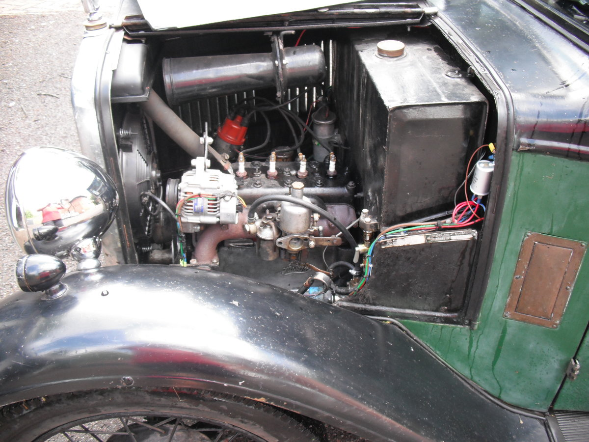 1931 Austin Seven RN SOLD (picture 6 of 6)