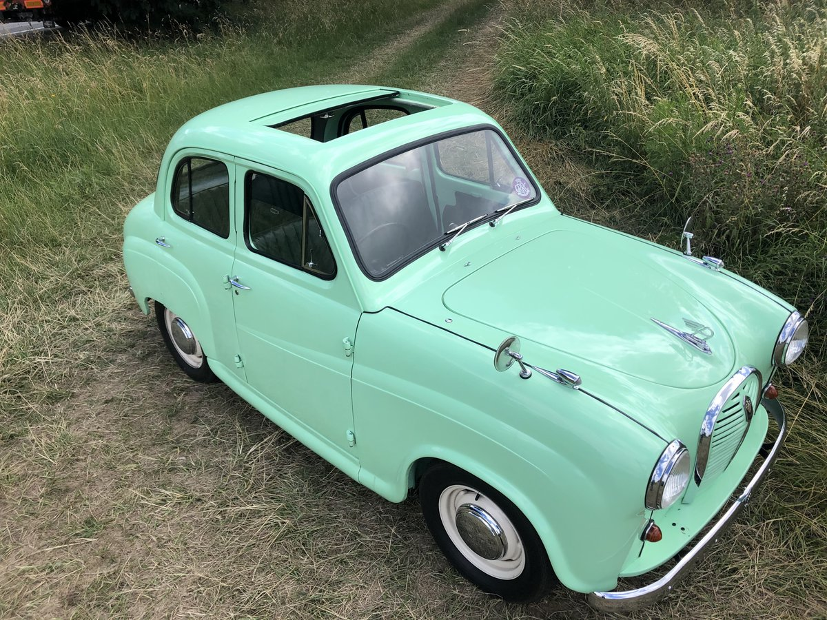 1957 Austin A35 4-door Saloon RHD  For Sale (picture 1 of 6)