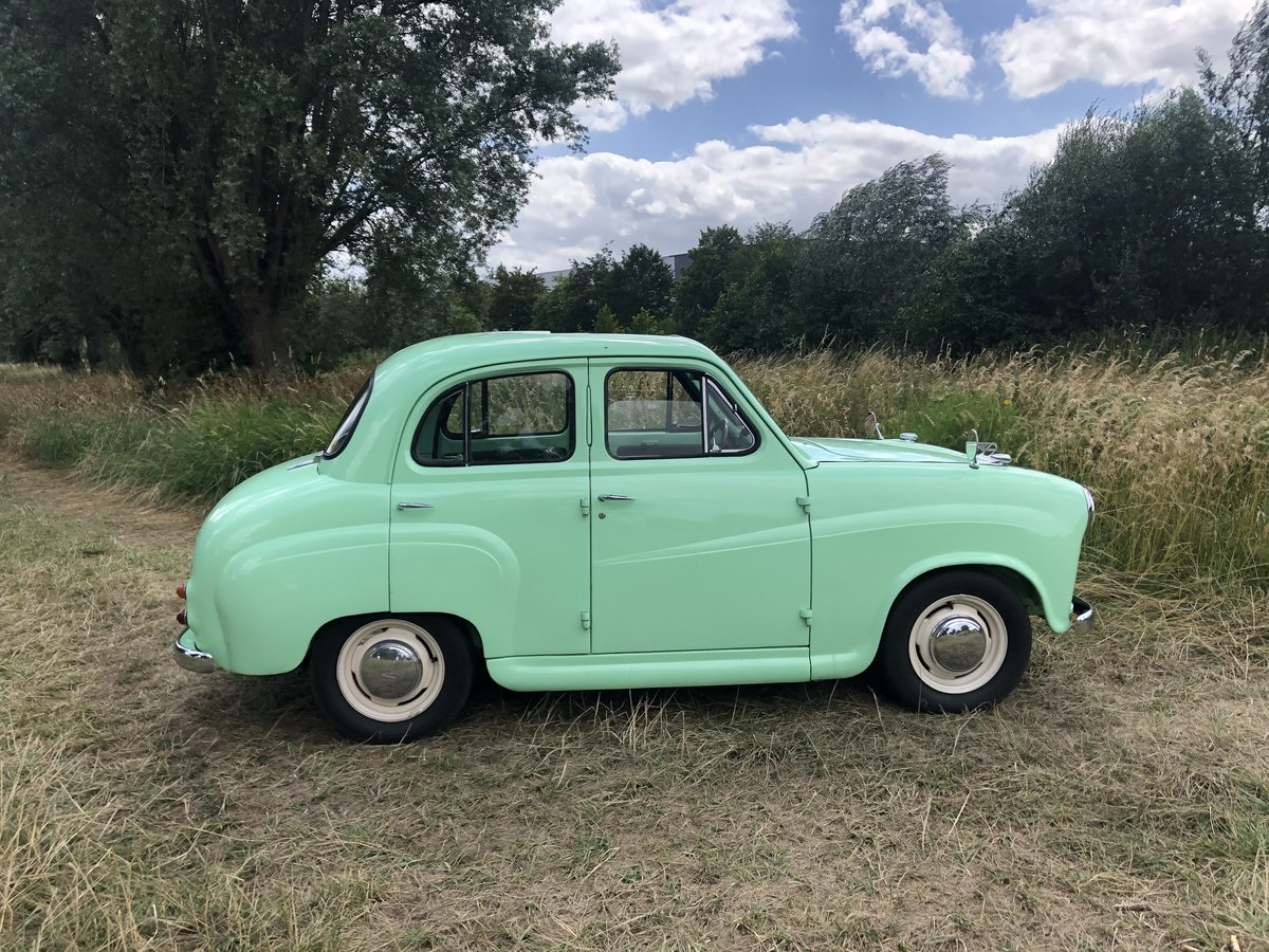 1957 Austin A35 4-door Saloon RHD  For Sale (picture 2 of 6)