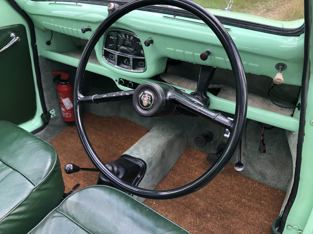 1957 Austin A35 4-door Saloon RHD  For Sale (picture 3 of 6)