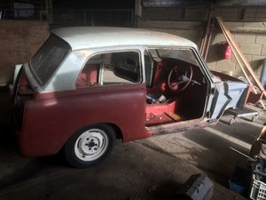 1964 Austin A40 Saloon For Sale by Auction