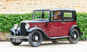 1933  Austin Ten Saloon