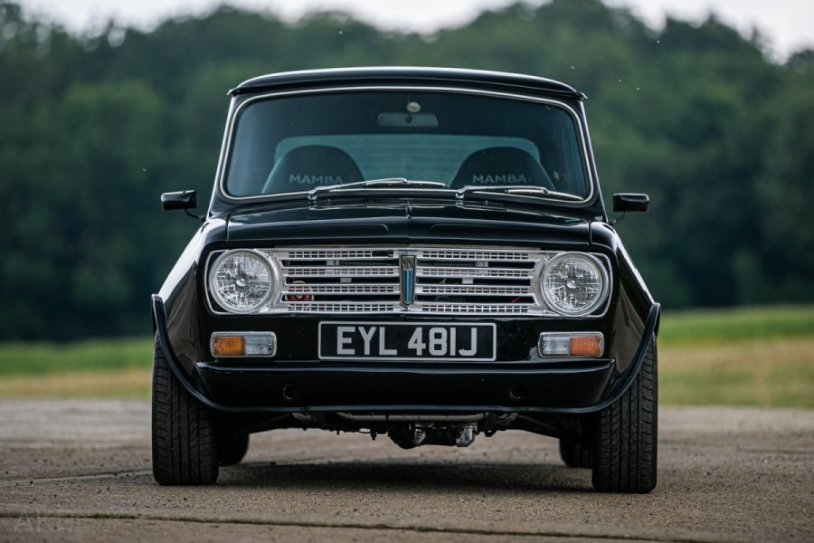 1971 Mini clubman yamaha r1 - fully restored For Sale (picture 2 of 6)