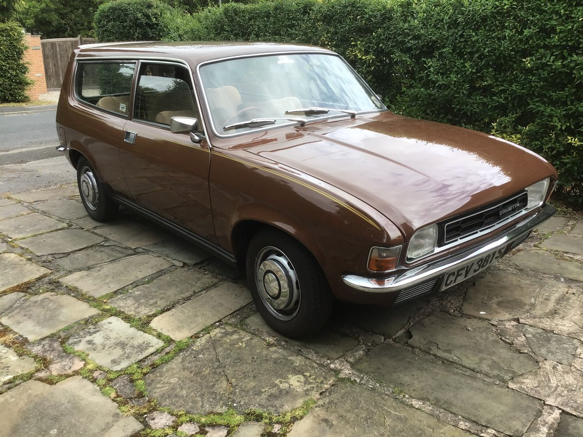 1977 Austin Allegro 1500 super Estate For Sale (picture 1 of 6)