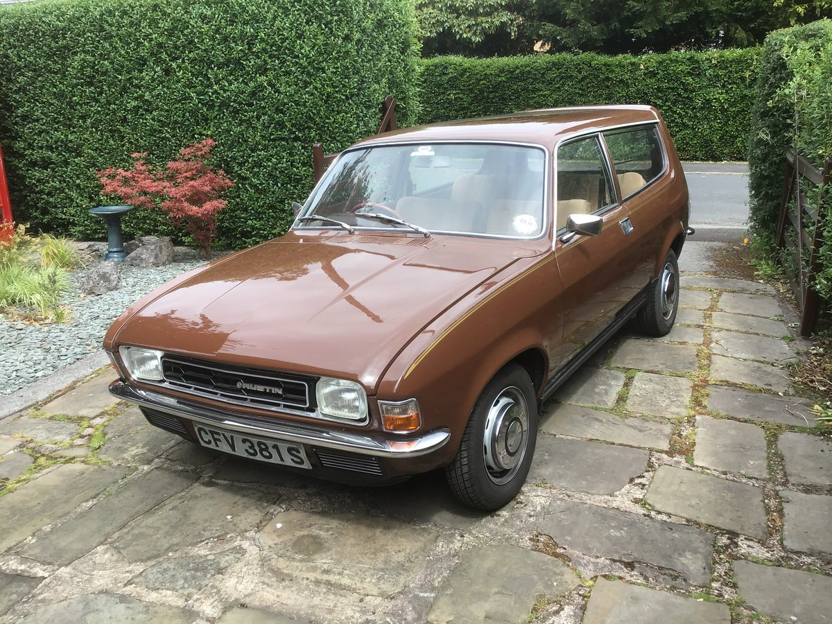 1977 Austin Allegro 1500 super Estate For Sale (picture 2 of 6)