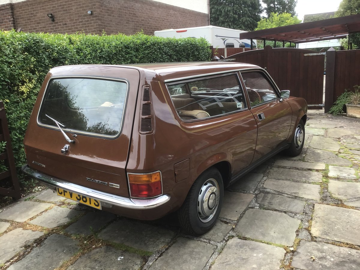 1977 Austin Allegro 1500 super Estate For Sale (picture 3 of 6)