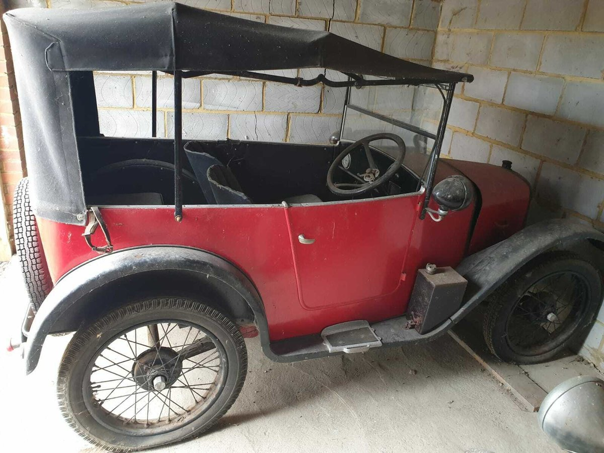 1926 Austin Seven 7 Chummy  For Sale (picture 1 of 3)