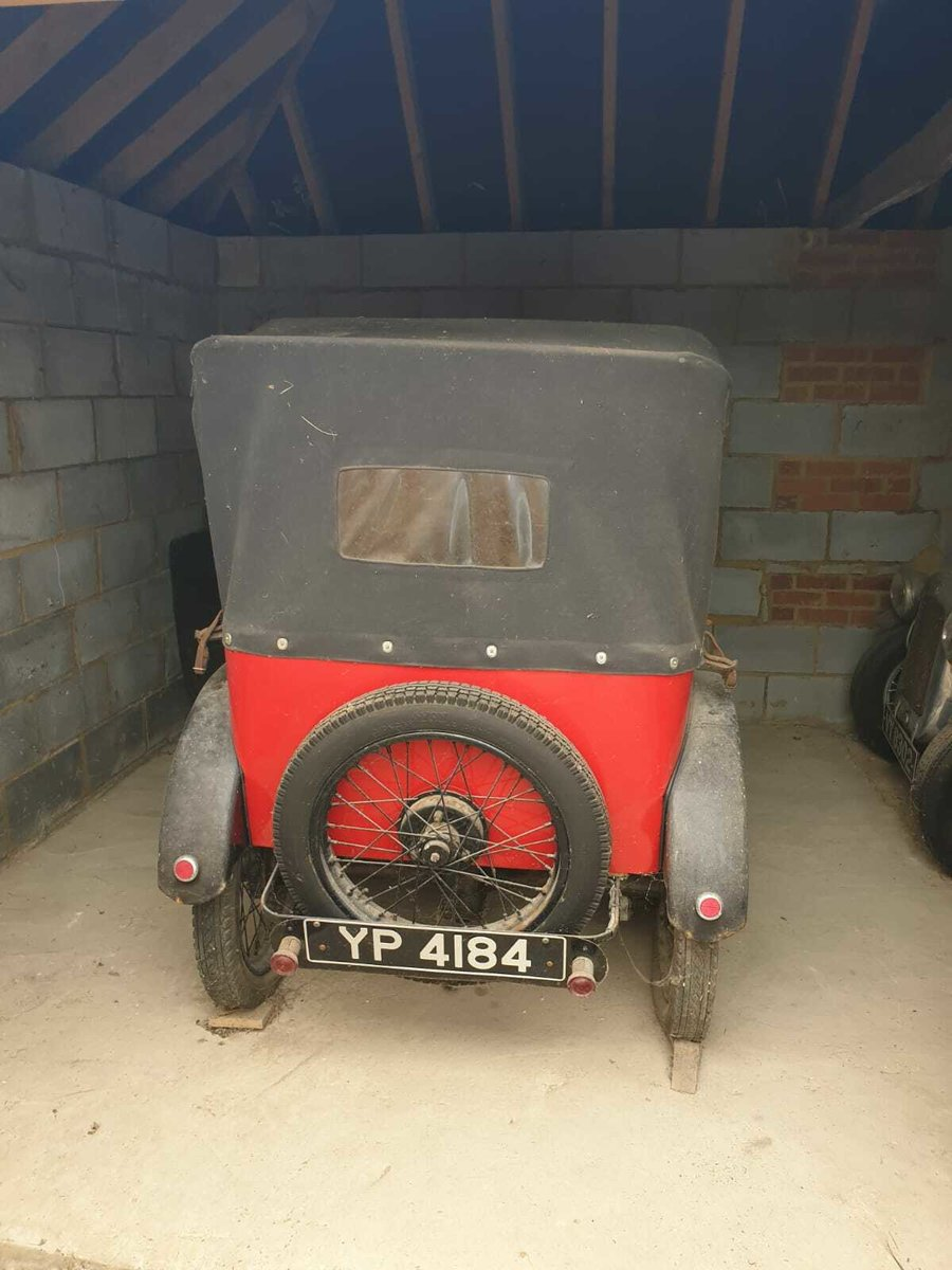 1926 Austin Seven 7 Chummy  For Sale (picture 3 of 3)