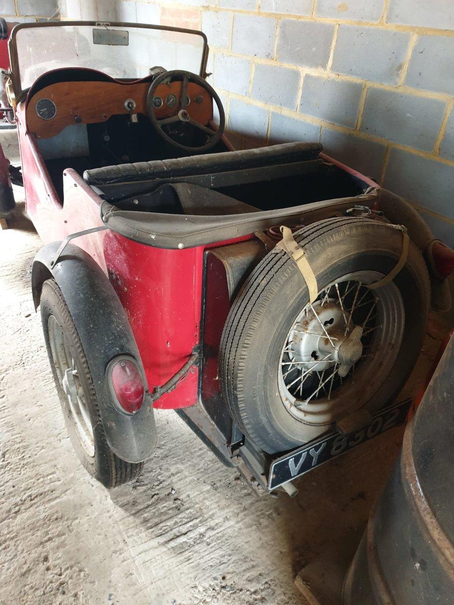 1936 Austin Seven Cambridge special For Sale (picture 3 of 4)