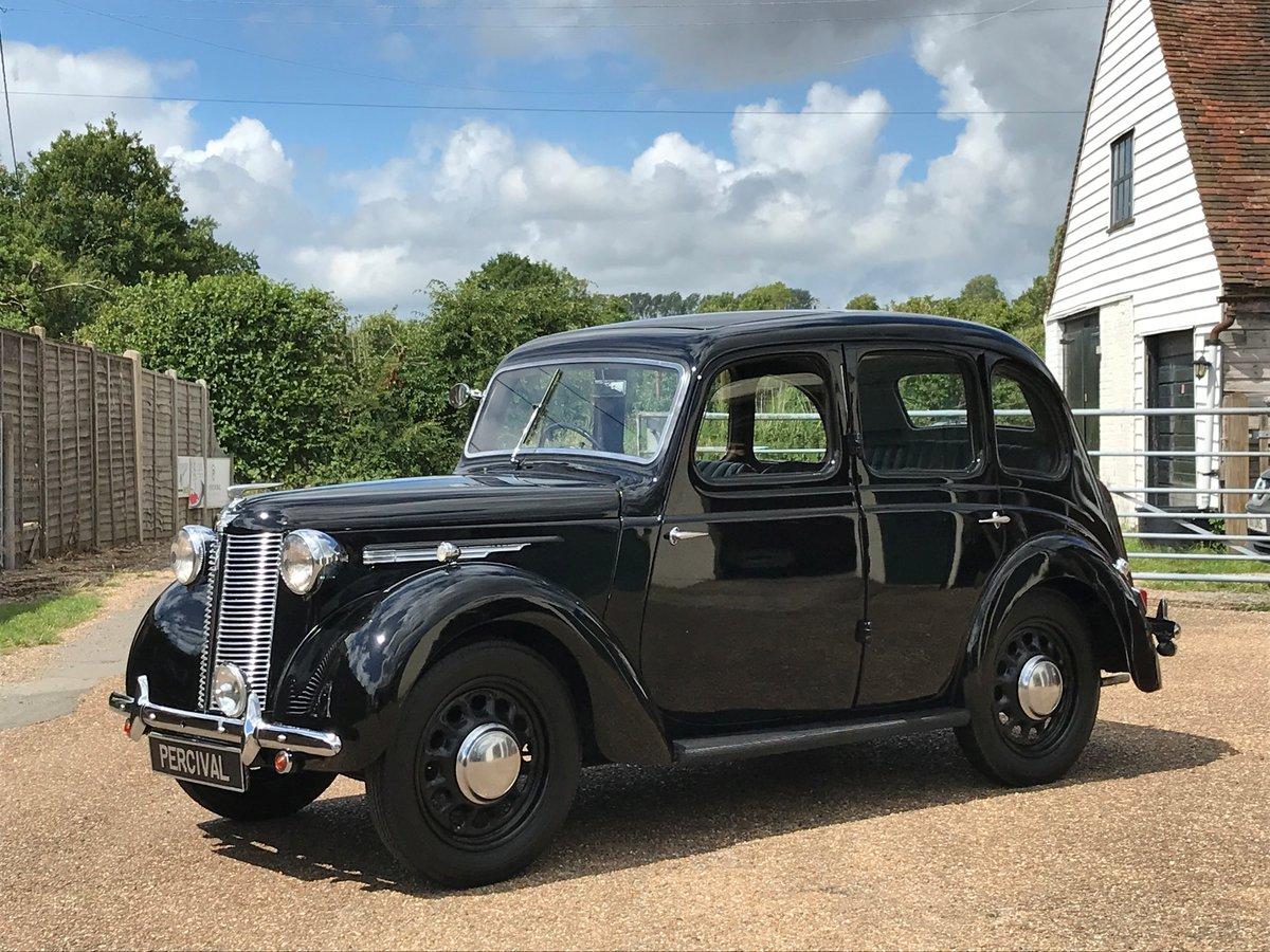 1946 Austin 8 4 door For Sale (picture 1 of 6)
