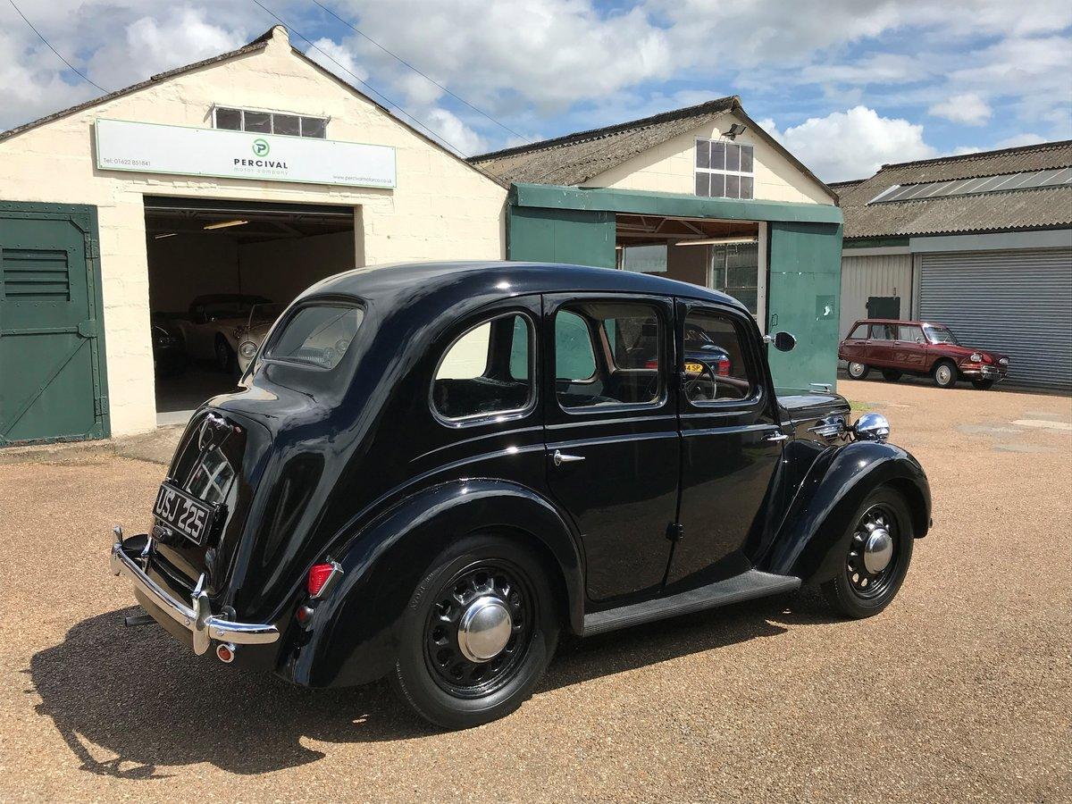 1946 Austin 8 4 door For Sale (picture 2 of 6)