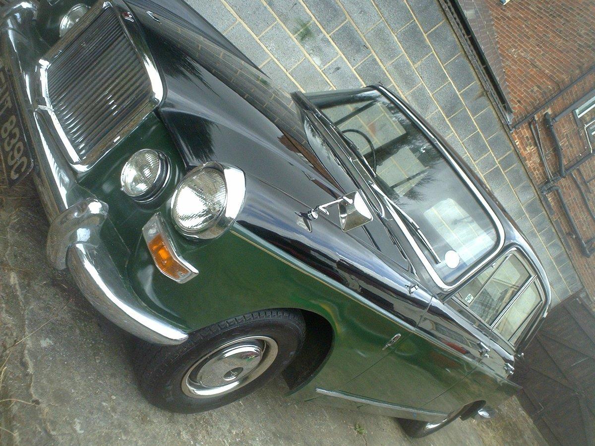 1965 Vanden plas princess 4 litre R  Auto SOLD (picture 1 of 6)