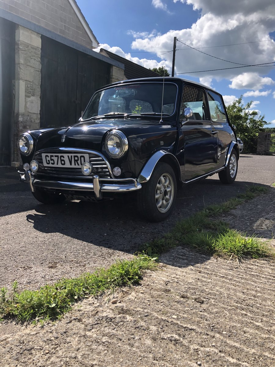 1989 Mini thirty limited edition For Sale (picture 1 of 6)