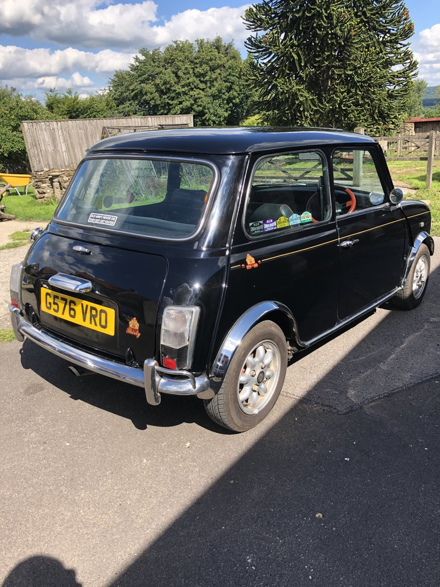 1989 Mini thirty limited edition For Sale (picture 3 of 6)