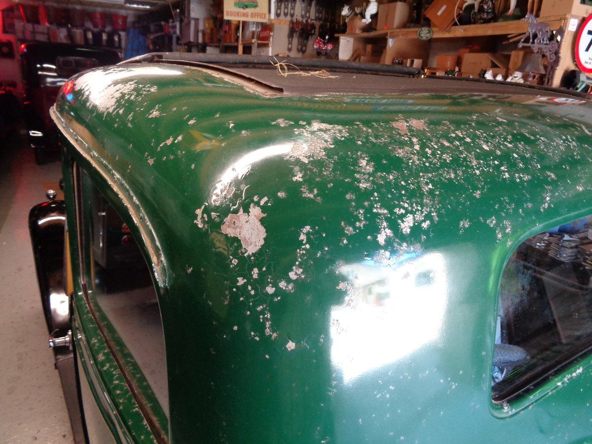 1937 ORIGINAL Austin Seven 7 Mk2 Ruby For Sale (picture 5 of 6)