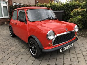 1985 Mini 1000 City E Immaculate condition For Sale