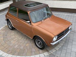 Austin Morris Mini Clubman 1100