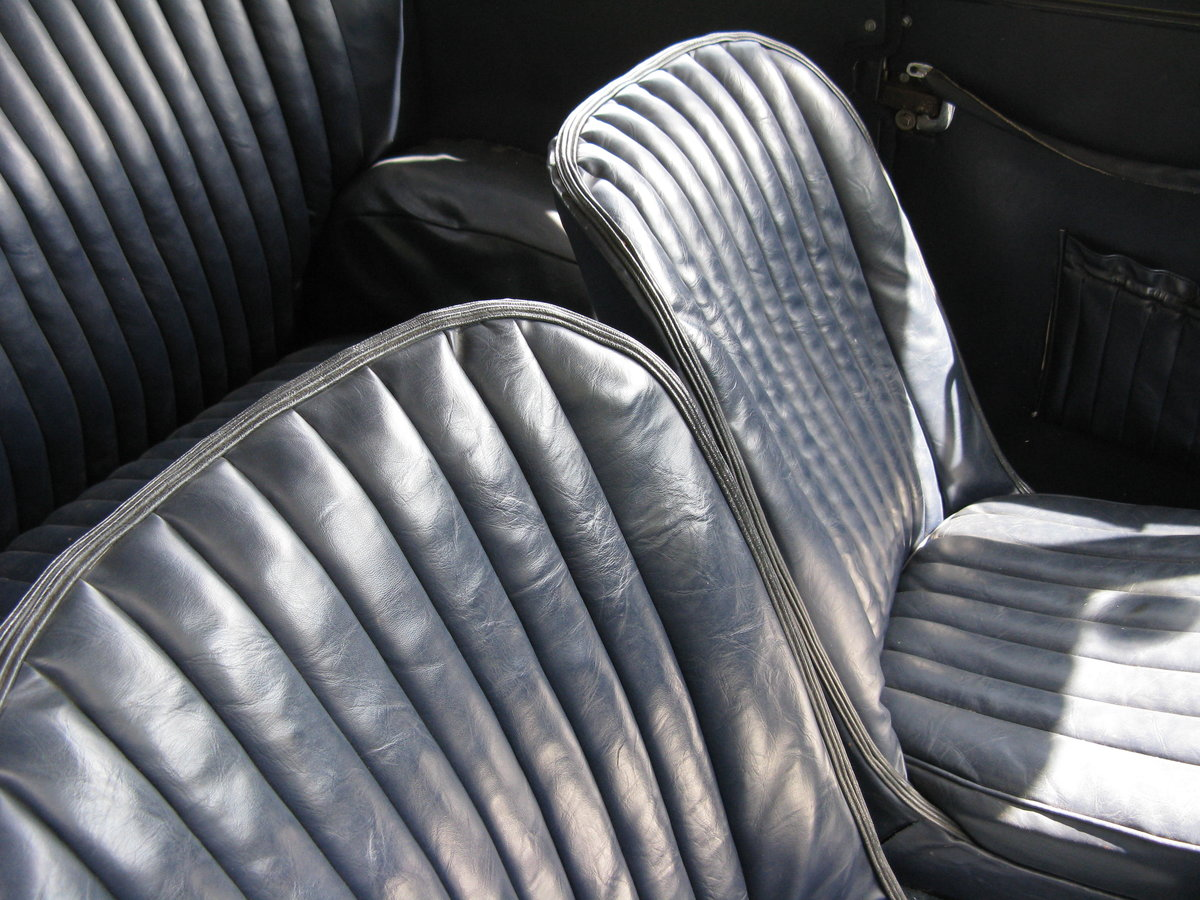 1934 Austin 7 RP Saloon with sunroof SOLD (picture 3 of 6)