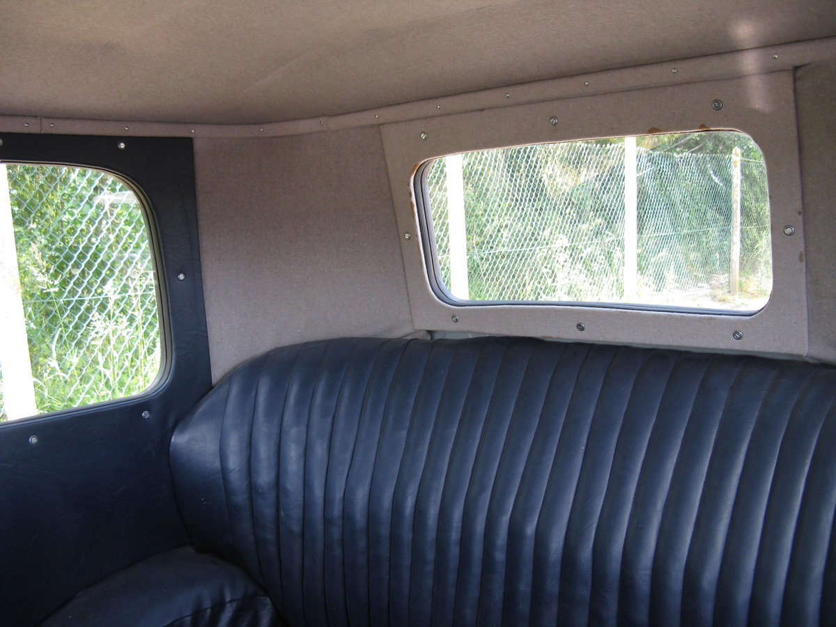 1934 Austin 7 RP Saloon with sunroof SOLD (picture 4 of 6)