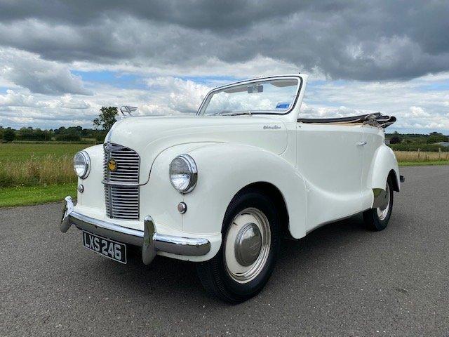 1951 Austin A40 Dorset Tourer For Sale (picture 1 of 6)