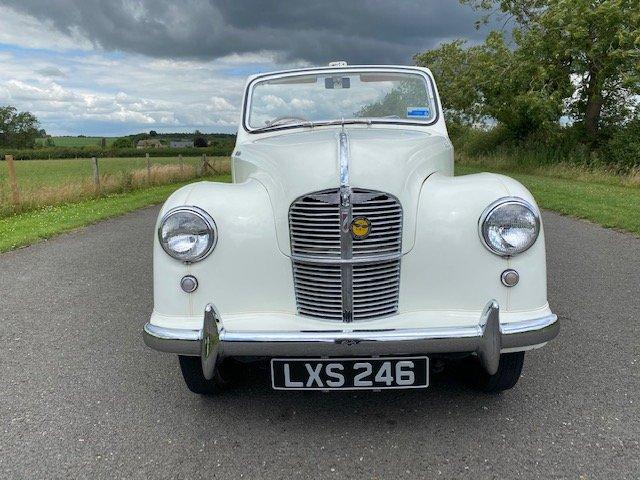 1951 Austin A40 Dorset Tourer For Sale (picture 2 of 6)