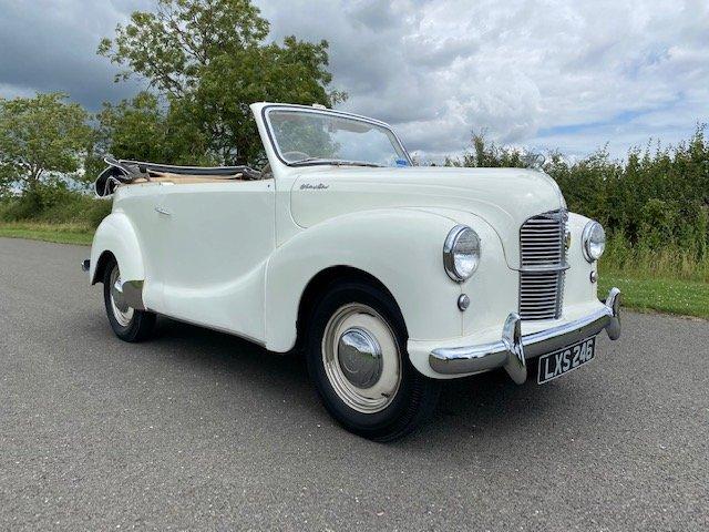 1951 Austin A40 Dorset Tourer For Sale (picture 3 of 6)