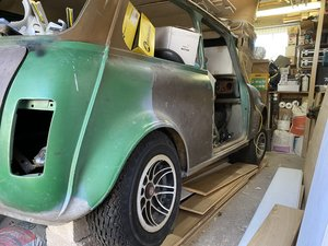 1968 Mini project For Sale