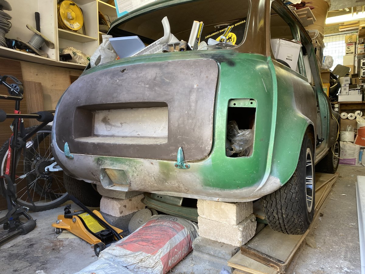 1968 Mini project For Sale (picture 2 of 6)