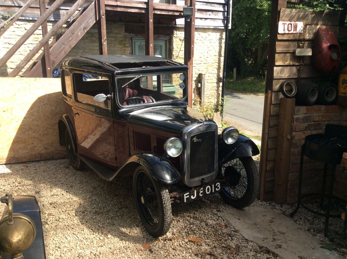 1931 Austin seven For Sale (picture 1 of 1)