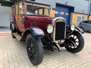 1928 Austin 12 Landaulette Saloon