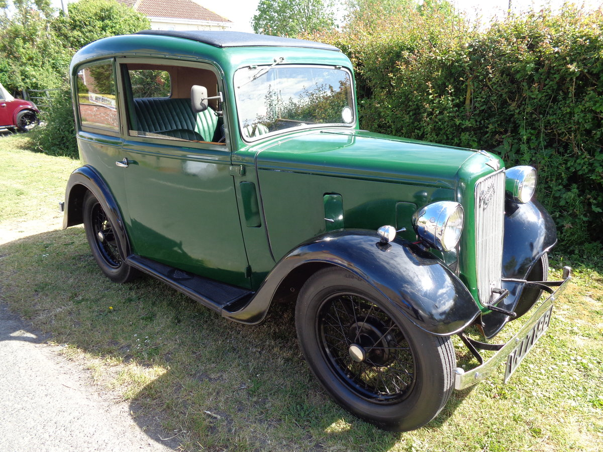1935 LOVELY Austin Seven 7 Mk1 Ruby SOLD (picture 1 of 1)