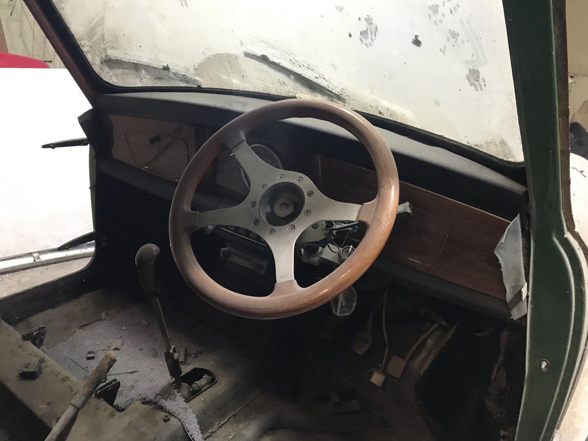 1981 Classic mini pickup For Sale (picture 3 of 6)