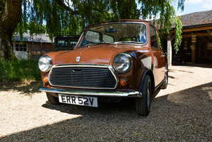 Superb original Mini 22,000 miles