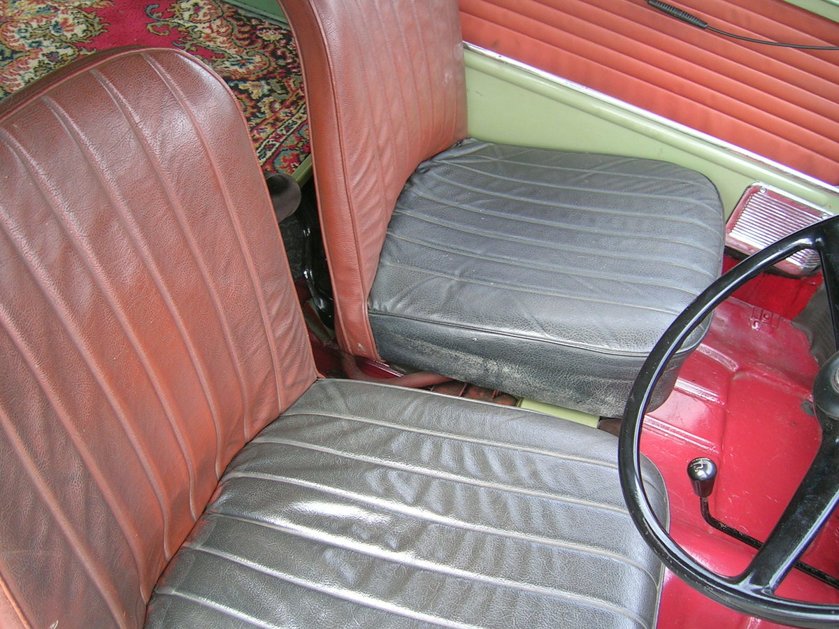 1966 Austin Mini Van Historic Vehicle For Sale (picture 4 of 6)